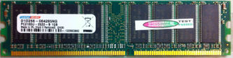DaneElec 1GB DDR PC2100U 266MHz