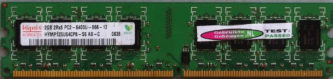 Hynix 2GB PC2-6400U 800MHz