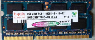 Hynix 2GB DDR3 PC3-10600S 1333MHz