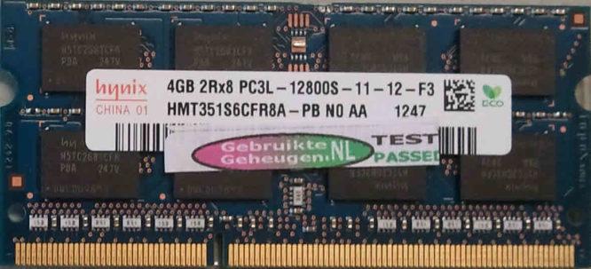 Hynix 4GB DDR3 PC3L-12800S 1600MHz