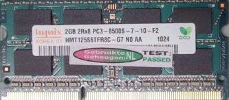 Hynix 2GB DDR3 PC3-8500S 1066MHz