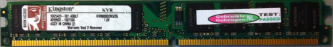 Kingston 2GB PC2-6400U 800MHz