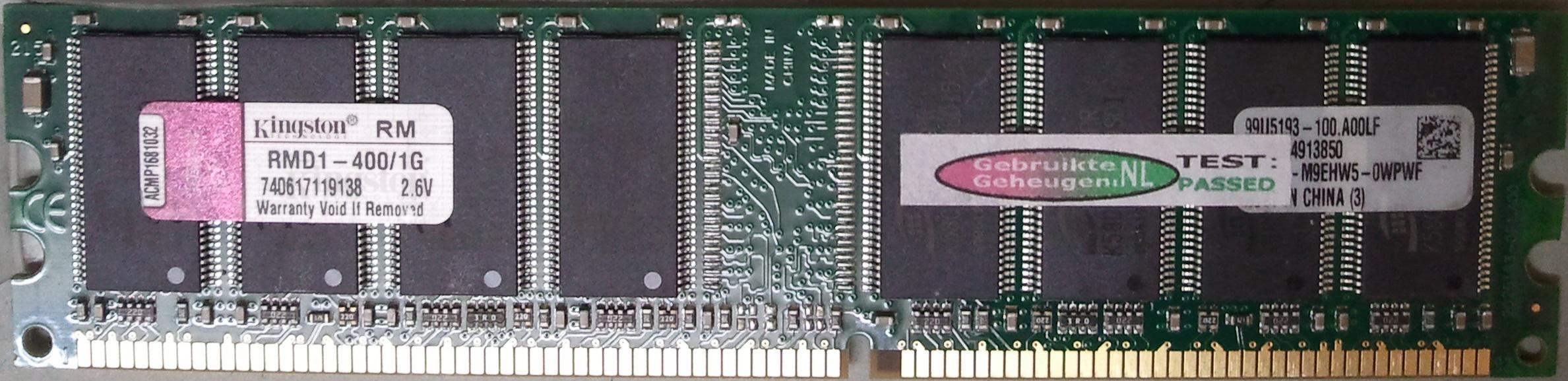 RMD1-400/1G