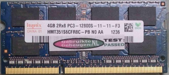 Hynix 4GB PC3-12800S 1600MHz