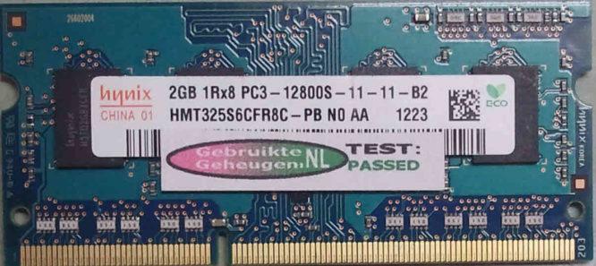 Hynix 2GB DDR3 PC3-12800S 1600MHz