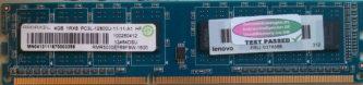Ramaxel 4GB DDR3 PC3L-12800U 1600MHz