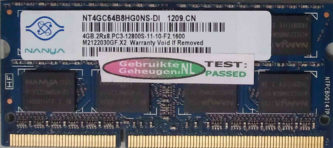 Nanya 4GB PC3-12800S 1600MHz