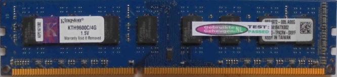 Kingston 4GB PC3-12800U 1600MHz