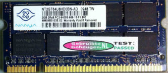 Nanya 2GB PC2-6400S 800MHz