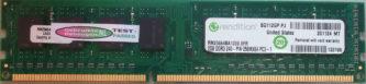 Rendition 2GB PC3-10600U 1333MHz
