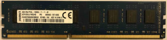 Kingston 4GB PC3L-12800U 1600MHz