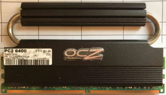 OCZ 2GB PC2-6400U 800MHz