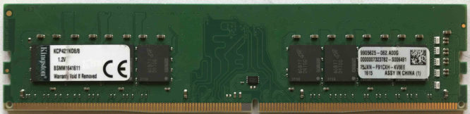 Kingston 8GB PC4-2133P