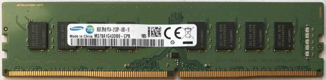 Samsung 8GB PC4-2133P